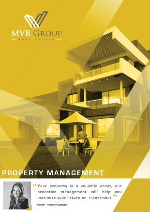 Property management brochure - EN